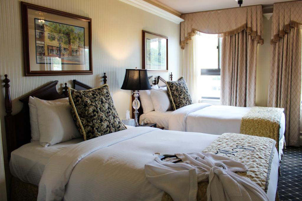 Hotel Bethlehem Rooms