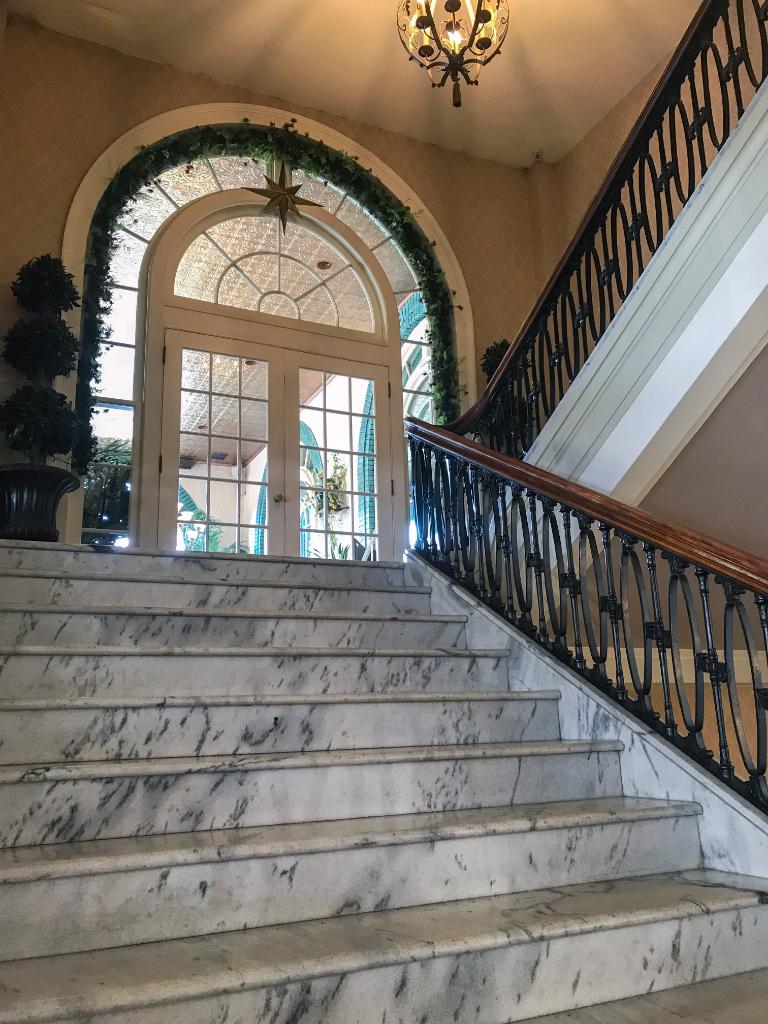 Inside Hotel Bethlehem