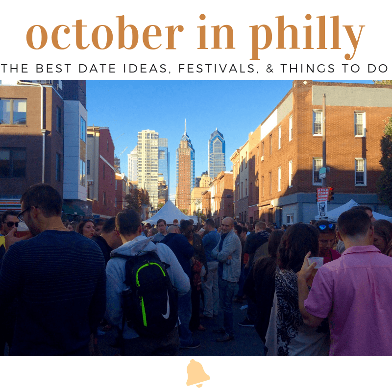 Things to do in Philly October 2018