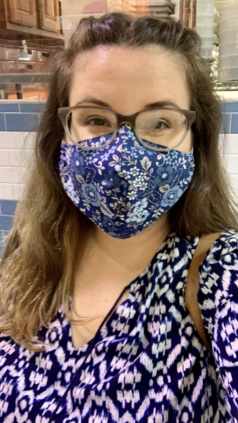 masks in reading terminal market