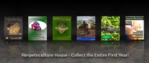 Herpetoculture House eZine Collection