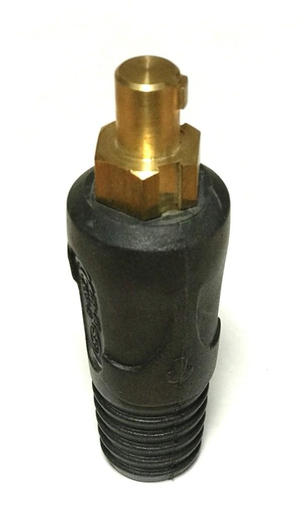 Conector de soldadura 35/50 macho