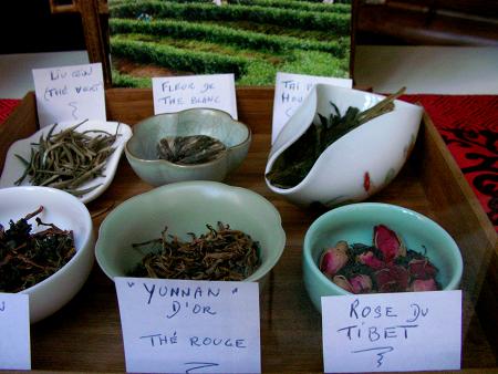 Die Sprache des Tees