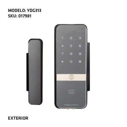CERRADURA YDG313 EXTERIOR