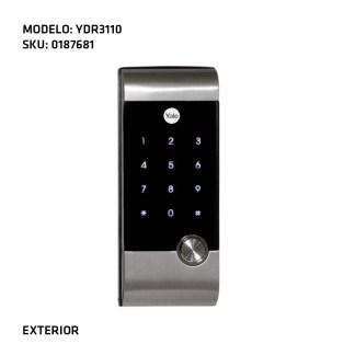 CERRADURA YDR3110 EXTERIOR