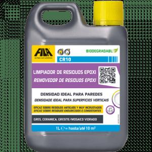 FILA CR10 LIMPIADOR EPOXI 1 LITRO