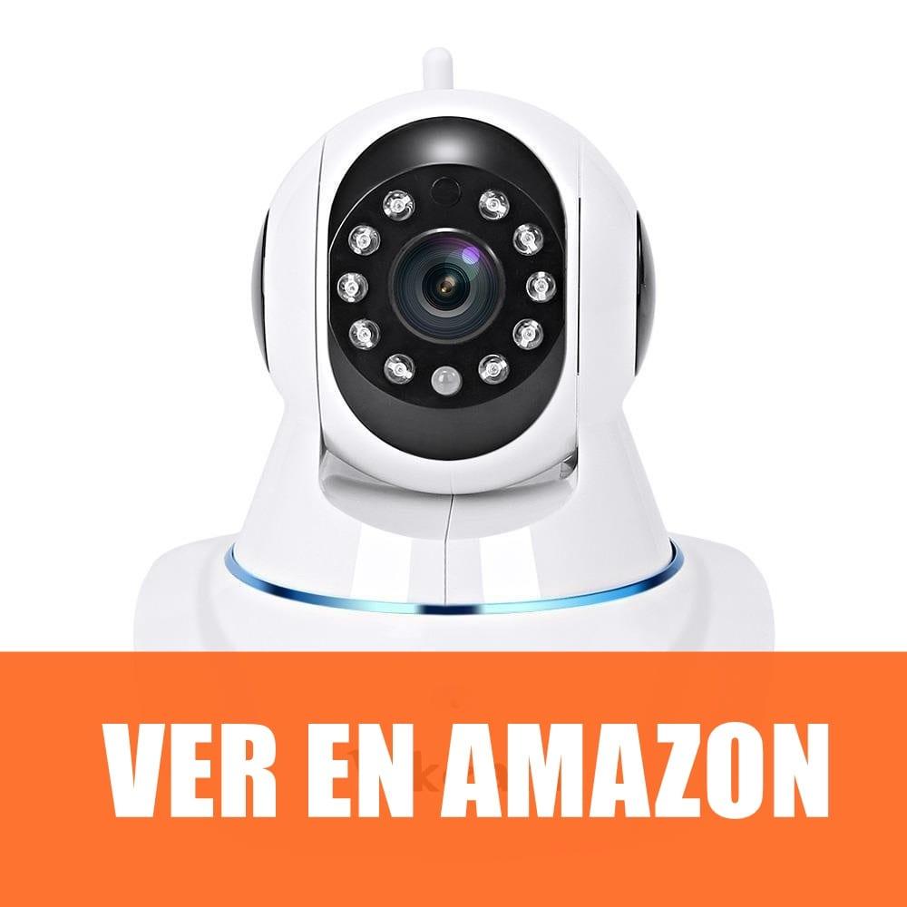 Vikcam - Cámara de Vigilancia inalambrica para seguridad