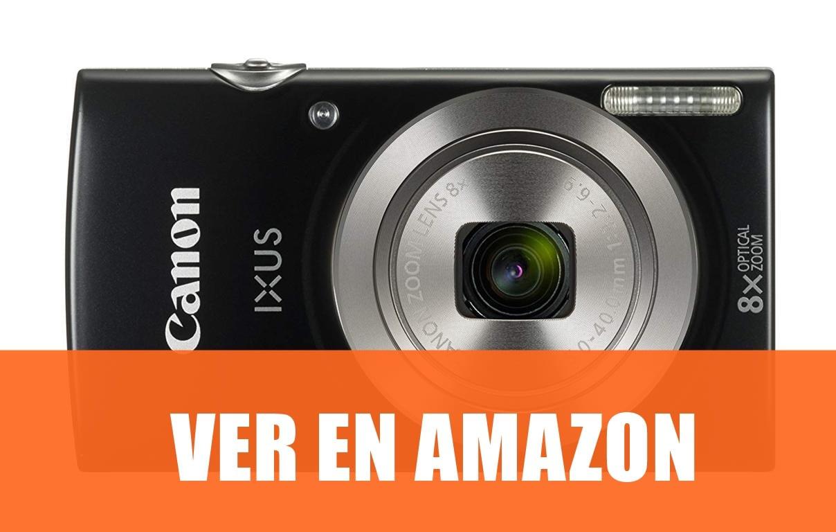 Canon IXUS 185 - Cámara Compacta