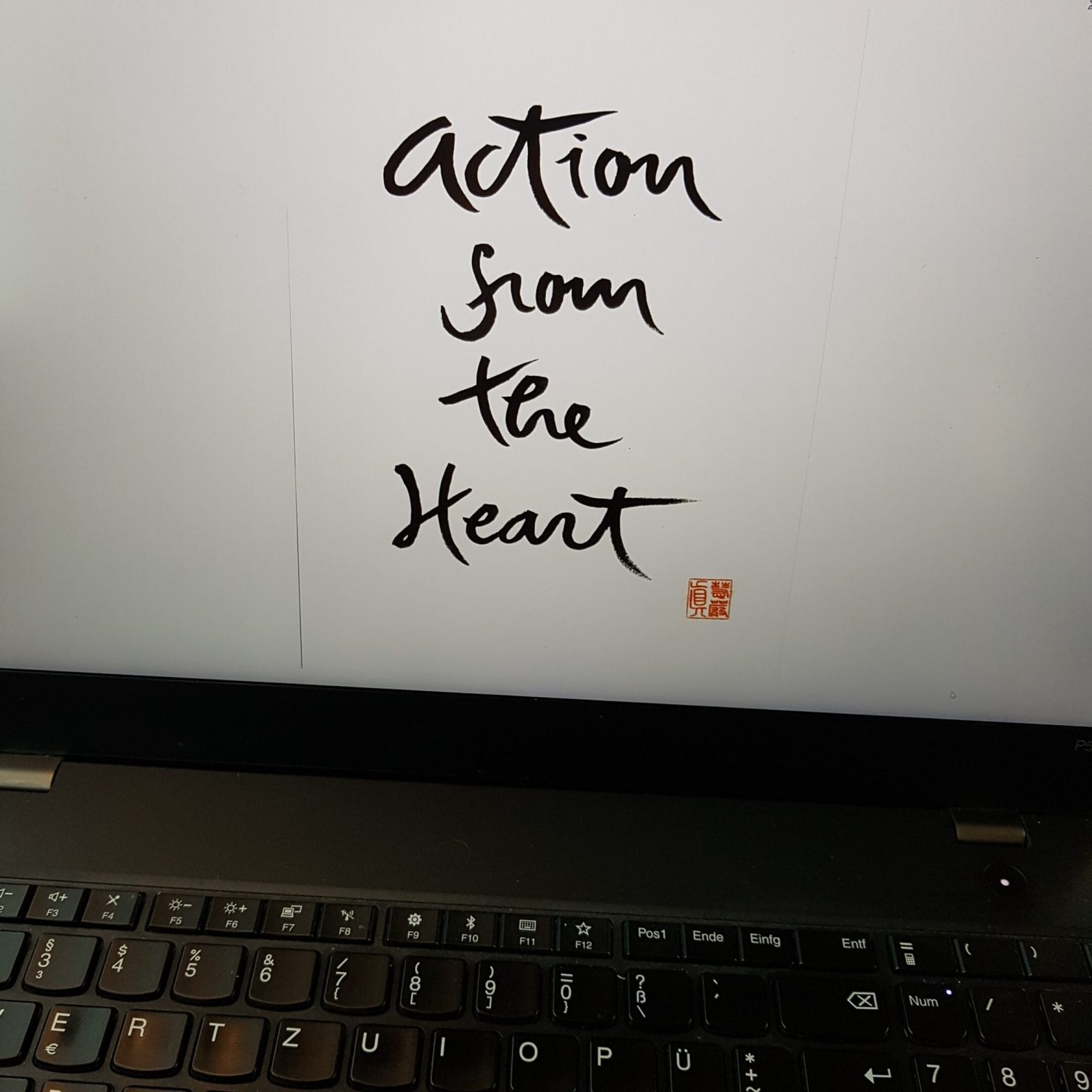 """Plum Village Online Retreat """"Action from the heart"""""""