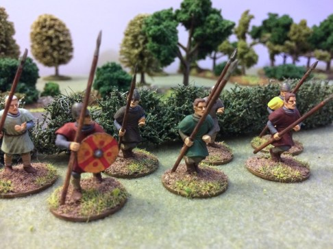Norman Infantry 4