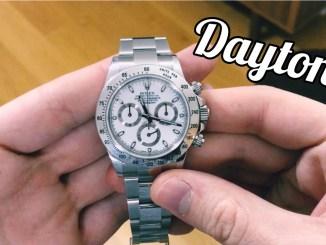 Rolex Daytona.. die perfekte Uhr für jeden Tag??