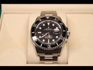 Rolex Sea-Dweller Single Red | Review | 126600 | Olfert&Co