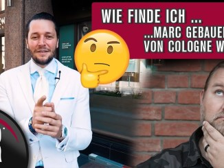 WIE FINDE ICH ... MARC GEBAUER VOM COLOGNE WATCH CENTER