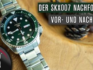 SEIKO 5 Sports | SKX007 NACHFOLGER! Ein würdiger ERSATZ? |Test|Review|Deutsch