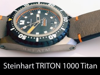 Steinhart Triton 1000 Titan - Test - Review - Deutsch