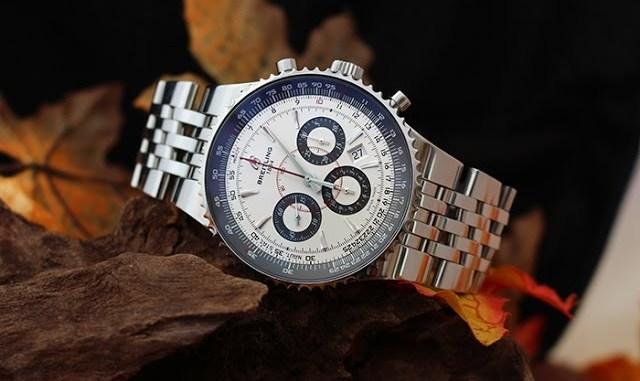 Breitling Navitimer Montbrillant Chronograph - limitert - Test - Review - Deutsch - Uhrenratgeber