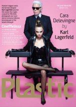 Capa da revista oficial da Melissa - Plastic Dreams
