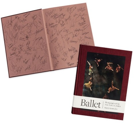 Ballet, Signed by NYCB