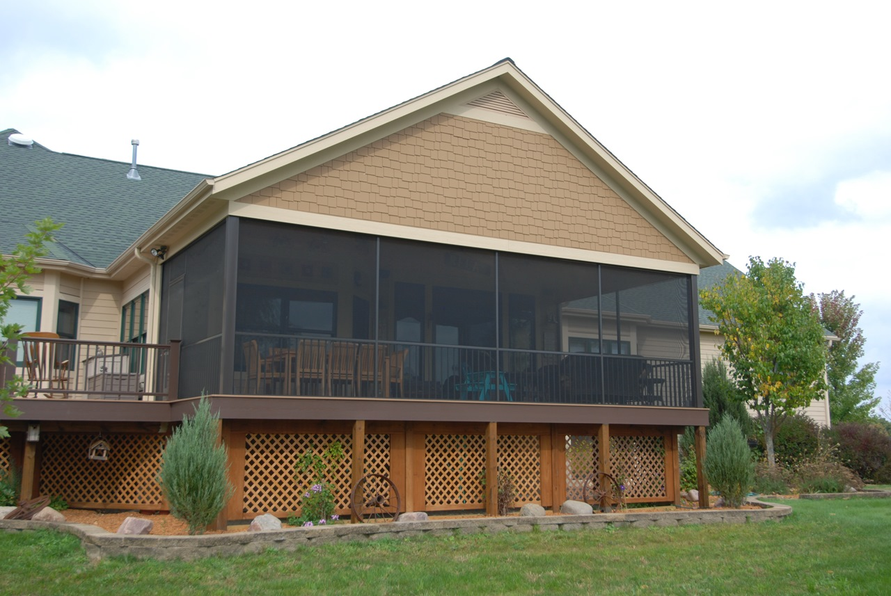 Screen Porch Ex E