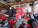 Historical facts about the fire service