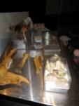 Various Viking artefacts