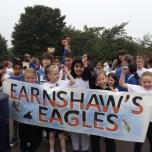 Earnshaw's Eagles!