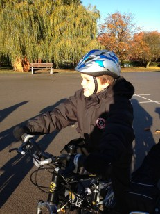 Cycle Skills 2013 Y4