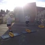 Speed Bounce