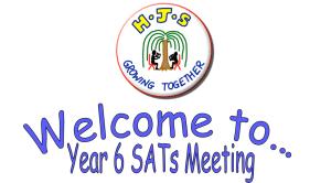 Year 6's Sats