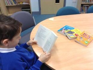 David Walliam's Reading