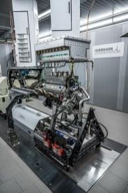 Inbetriebnahme eines Ford GT40 Motors nach Revision auf dem Stationären Motorenprüfstand, Herrmann Motorenentwicklung GmbH