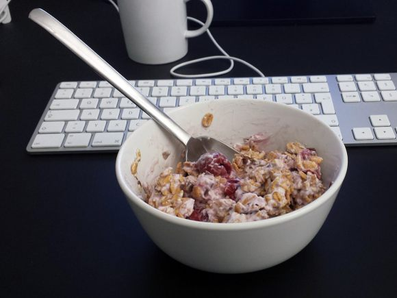 Frühstücks-Oat