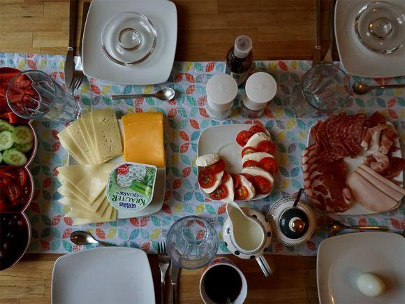 Montagsfrühstück
