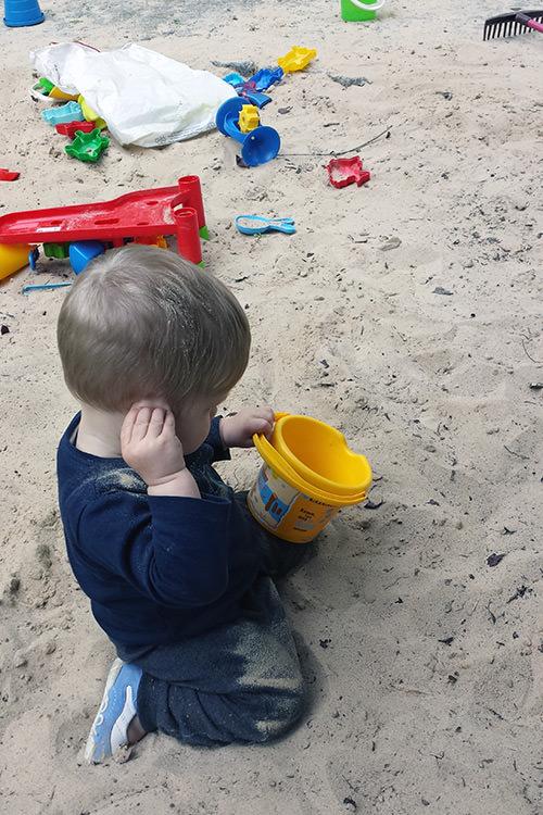 Sandtelefon