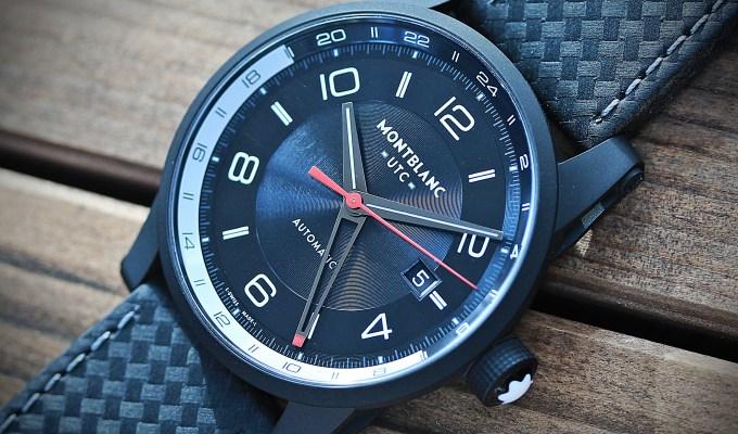 """Uhrentest: Montblanc Timewalker """"Urban Speed"""" UTC"""