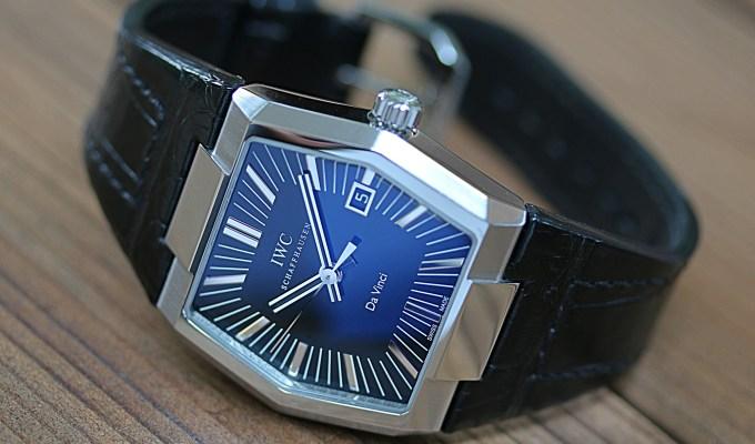 IWC Da Vinci – eine Uhr mit Ecken und Kanten