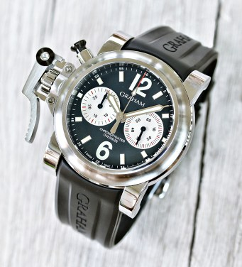 Graham Chronofighter 1