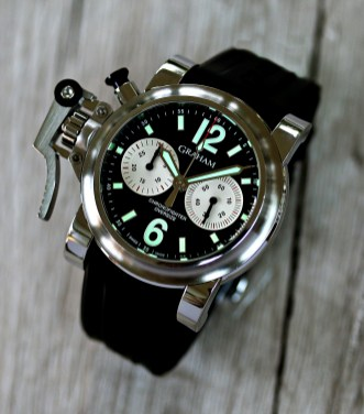 Graham Chronofighter 2
