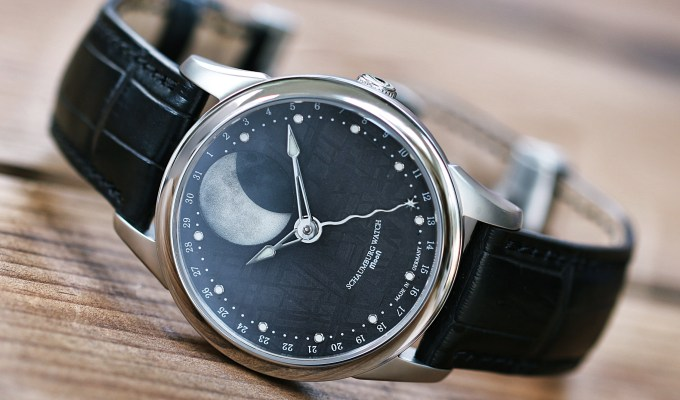 Eine Moon-Watch aus dem Schaumburger Land