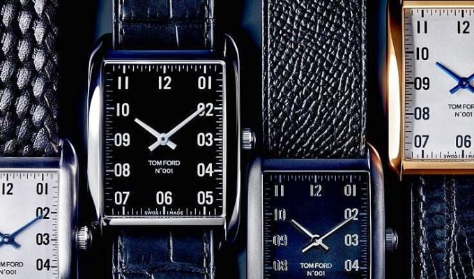 Tom Ford 001 – Ist das eine Uhr oder kann das weg?