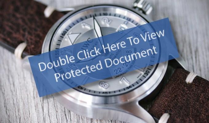 """""""Virus statt Geld"""" – wie Betrüger den Onlinehandel mit Uhren missbrauchen."""