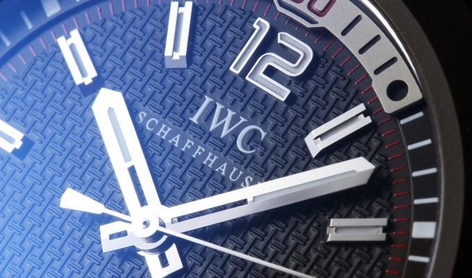 IWC – Wenn die Qualität von Produkt und Unternehmen getrennte Wege gehen.