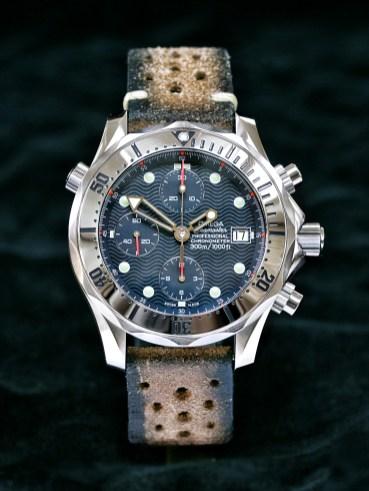 Omega Seamaster SMP Chrono 1