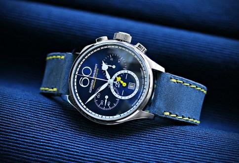 Alexander Shorokhoff Vintage 2 blau 7