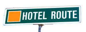 Hotelroute