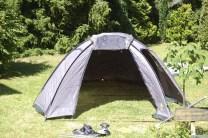 Ja, Zelt ist noch in gutem Zustand und kann wieder benutzt werden. ©HerrundFrauBayer