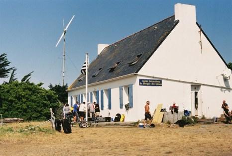 Das Tauchzentrum auf St. Nicolas. ©HerrundFrauBayer