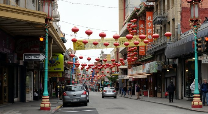 China Town, SF. ©HerrundFrauBayer
