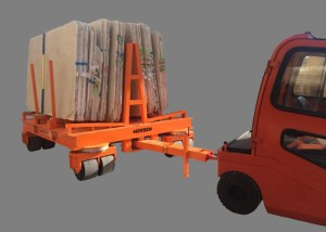carros de carga pesada para marmol hersen