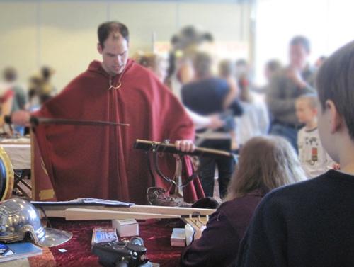 Milwaukee Archaeology Fair
